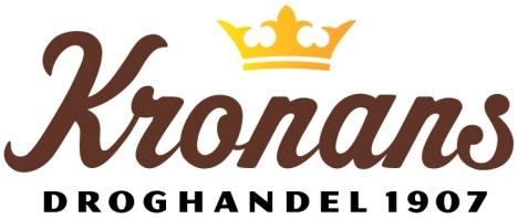 Kronans_Droghandel_logo